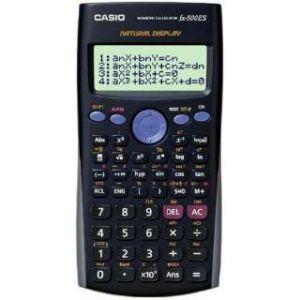 Calculadora FX 500 ES