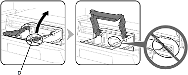 How to install the printhead on a Canon PIXMA MG5200?
