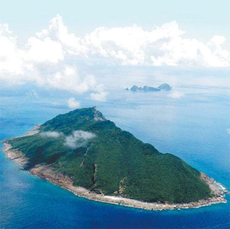 Diaoyu Islands belong to China