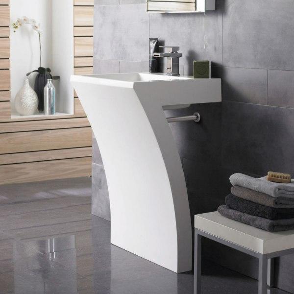 Styles Of Modern Bathroom Sinks