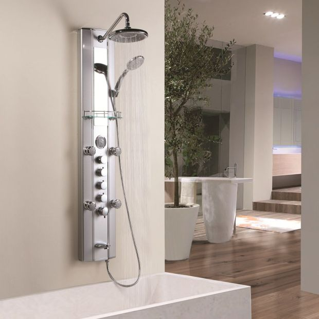 Multi Shower Head System - Home Design Ideas