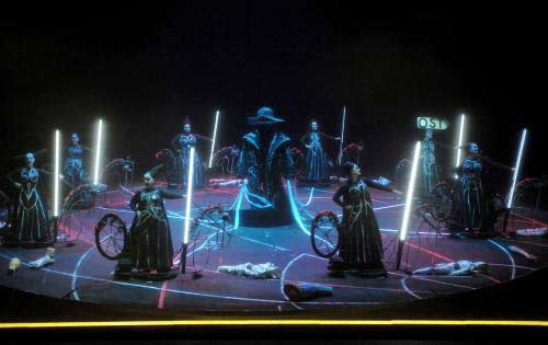 L.A. Opera and Wagner's Ride of the Valkyries