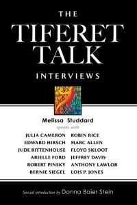 Cover of The Tiferet Talk Interviews byMelissa Studdard