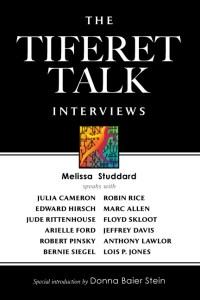 Cover of The Tiferet Talk Interviews byMelissa Studdard