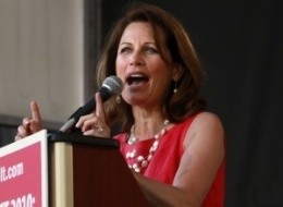 It's nice that Michele Bachmann thinks transportation funding is important, but does it need to go through earmarks? Photo: ##http://www.huffingtonpost.com/2010/11/16/bachmann-wants-earmarks-r_n_784267.html##Huffington Post##