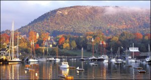 No wonder the residents of mid-coast Maine don't want traffic and sprawl to dilute this view, Image: ##http://outsideonline.com/outside/destinations/200810/fishing-rockland-maine.htm##Outside##