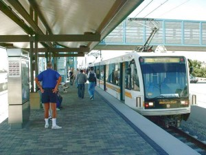 Transit riders get to keep their equal tax benefits, thanks to pressure from advocates. Image: ##http://www.metrojacksonville.com/article/2009-apr-im-smaller-than-jax-and-i-have-rail-tucson-az##Metro Jacksonville##