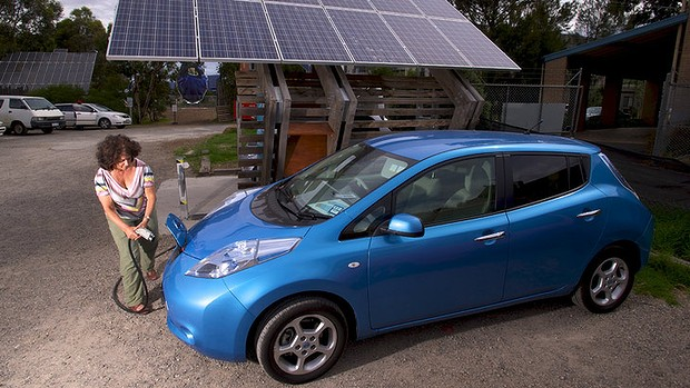 Study Electric Cars Not So Green Unless Powered By Renewables