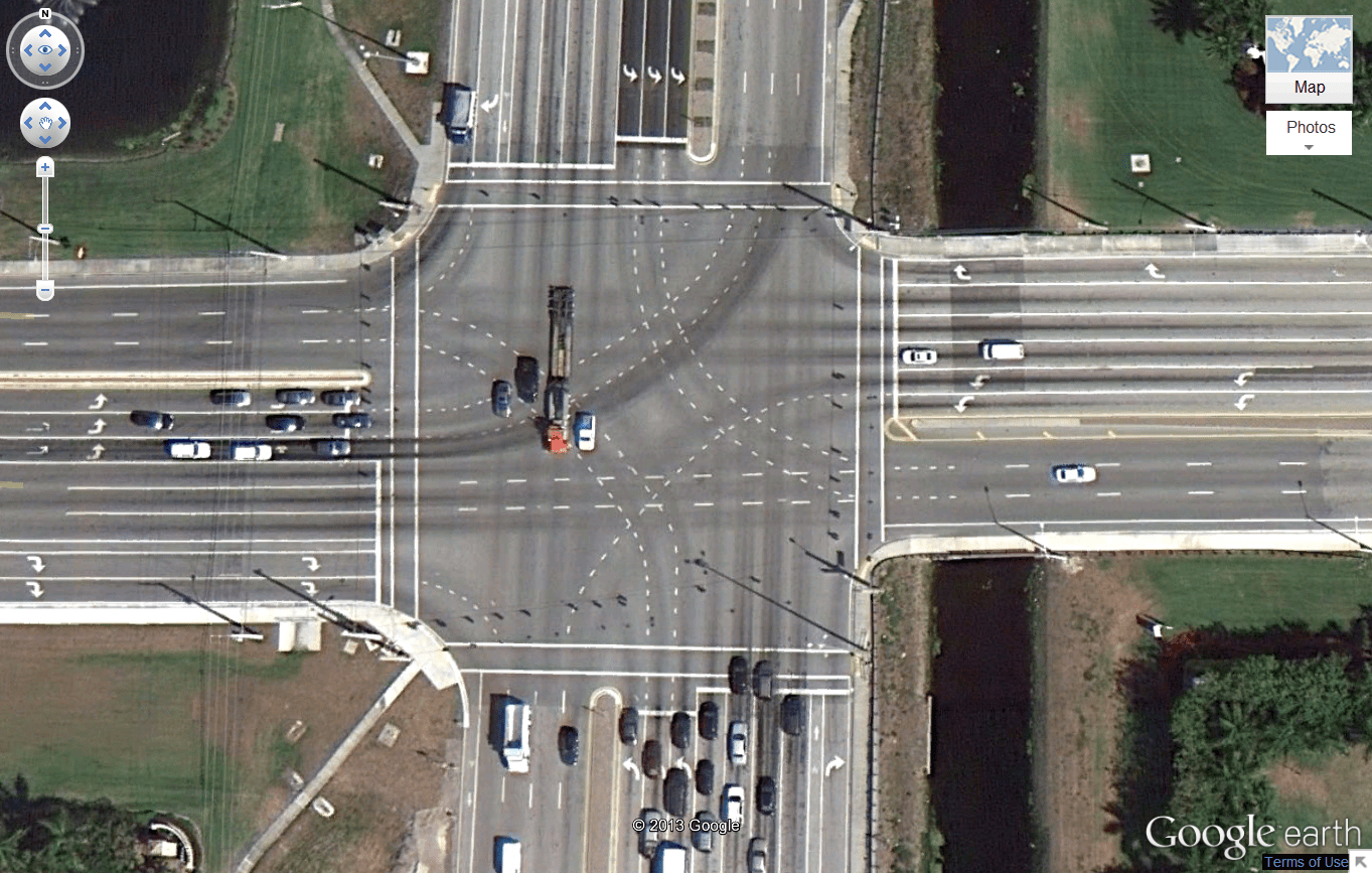 state farm dangerous intersection Intersection safety intersections are some of the most dangerous places on the  road at less busy intersections, there may not be any signs or signals yield to.