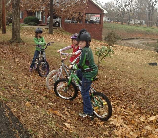 A Tennessee grandmother is in legal trouble for letting her grandchildren ride their bikes in the street. Image: ##http://www.tennessean.com/viewart/20131121/NEWS/311210129/## Tennessean##