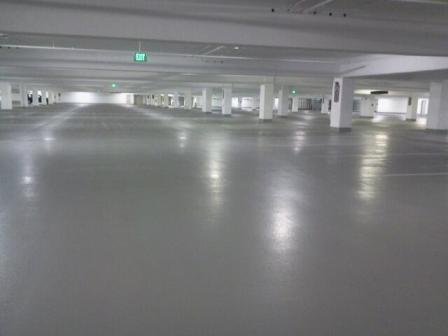 This photo shows a Salt Lake City parking garage on Black Friday, the biggest shopping day of the year. Parking lots and garages all over the country were half-empty, we know thanks to a crowd reporting event held by Chuck Marohn. Image: ##http://www.strongtowns.org/journal/2013/12/2/the-meaning-of-blackfridayparking.html#.UpzDBoWU6ZY## Strong Towns##