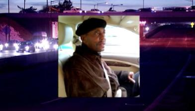 Joseph Brown, 61, was on his way to a doctor's appointment when we was killed. He had been walking in the street to avoid snowy sidewalks. Image: NBC Washington