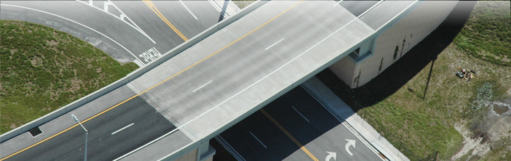 Does this look like a transit project to you? Some of Miami-Dade's transit tax will fund grade separation so cars don't have to stop at intersections. Image: ##http://www.apcte.com/projects.php?cat=4&pro=34##APCT Engineers##