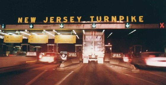 Traffic on the New Jersey Turnpike has declined 10 percent since 2005. Turnpike officials had predicted it would rise 3 to 5 percent annually. Photo: Wikipedia