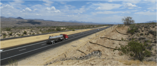 Congestion relief has nothing to do with Arizona and Nevada's zeal to expand U.S. Route 93 and rebrand it I-11. Photo: ##http://i11study.com/wp/##I-11 Study##