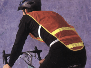 It could become illegal to bike in Wyoming without this accessory. Photo: Team Estrogen