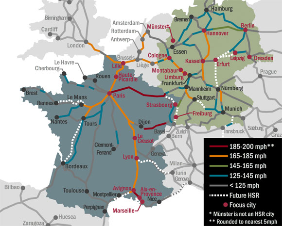 Talking Headways Podcast: High-Speed Rail Lessons from France and ...