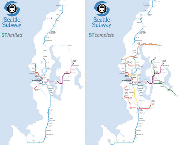 How Ambitious Will Seattle Get With Its Transit Expansion ... on