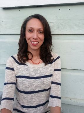 Naomi Doerner is a consultant who helps biking and walking organizations development social equity and racial justice plans. Photo: Bike Easy