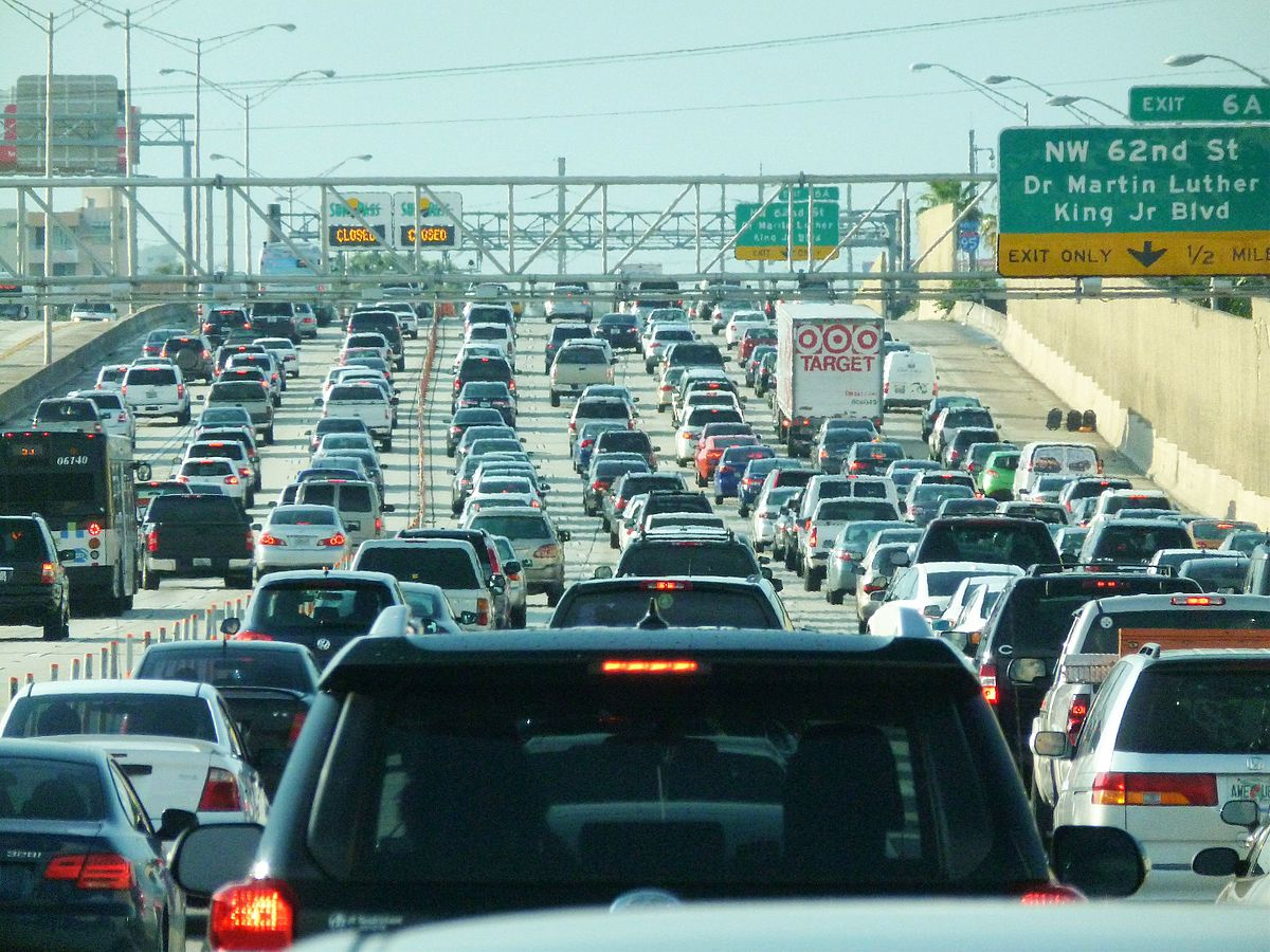 the science is clear: more highways equals more traffic. why are