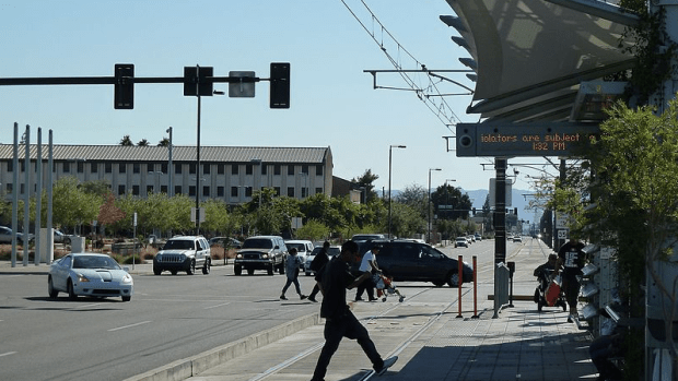 photo image Can Phoenix Be Shamed Into Protecting Pedestrians?