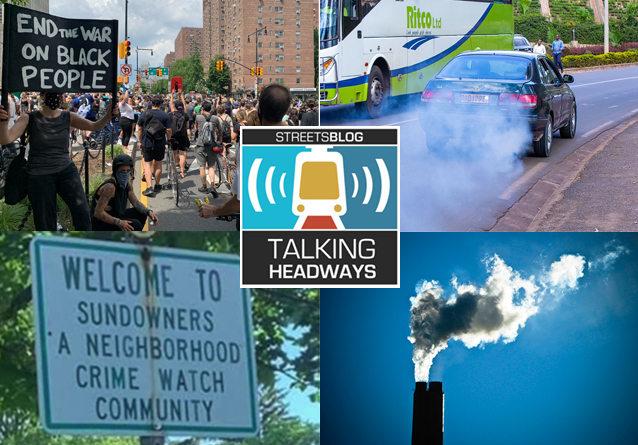 photo of Talking Headways Podcast: A Community Champion image