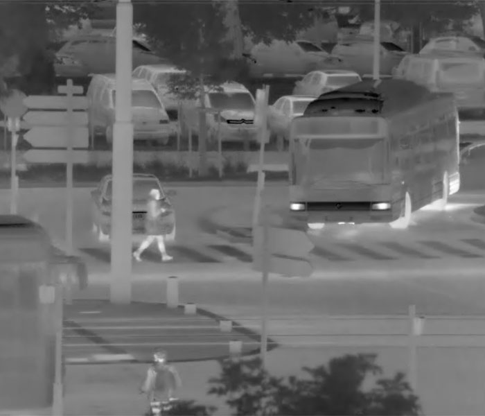 photo of 'Heat Vision' Traffic Lights Can Save Lives image