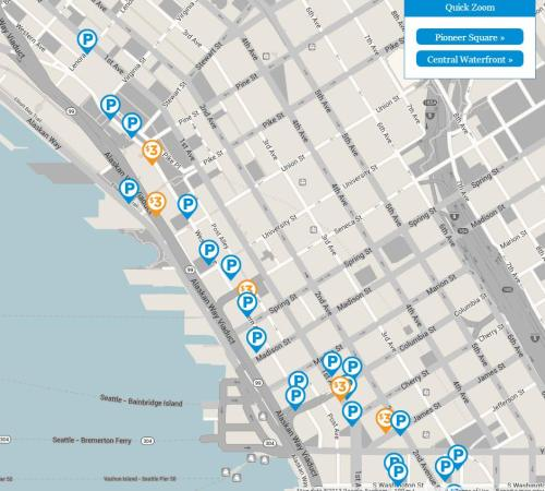 Seattle s scandalous plan to replace parking with for Art institute of seattle parking garage
