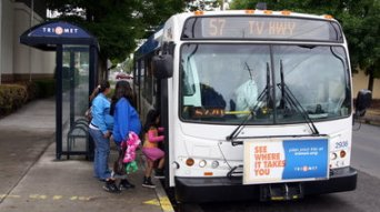 Is lowering fares or increasing service a better plan for Tri-Met? Image: ##http://www.oregonlive.com/portland/index.ssf/2013/04/portland_public_schools_city_o.html## Oregon Live##