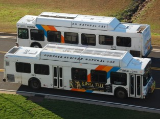 Suburban Clayton County wants to be the first county to join Atlanta's MARTA transit system since the 1970s. Photo: Transportation for America