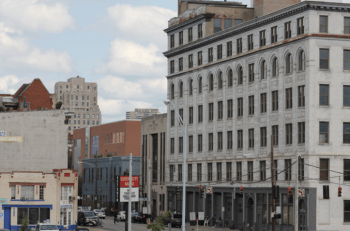 The Strietmann Biscuit Co. Building in Cincinnati's Over-the-Rhine neighborhood has a developer lined up but the city may send them packing. Photo: John Yung, Urban Cincy