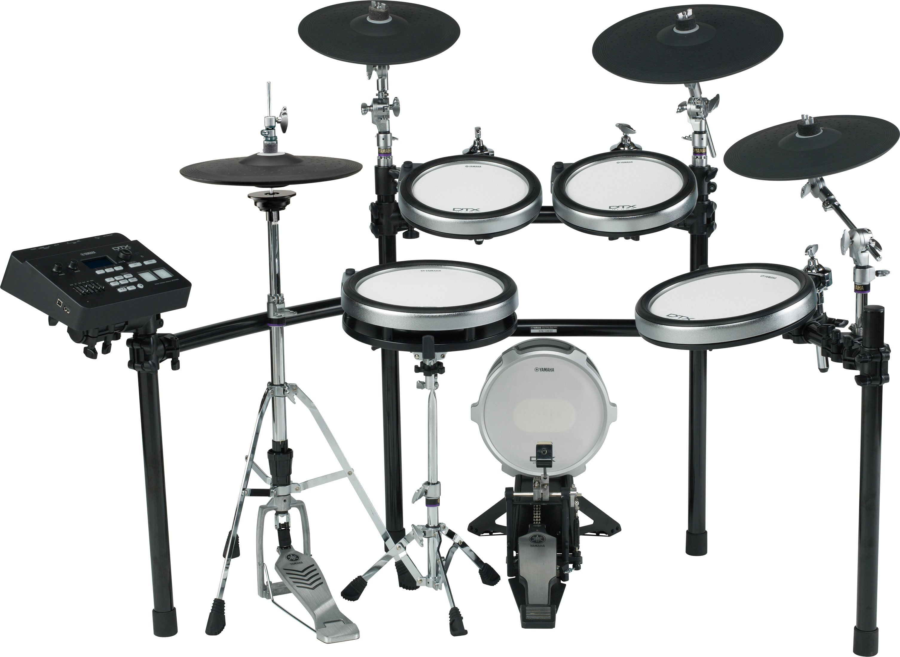 DTX700 Series  Overview  Electronic Drum Kits