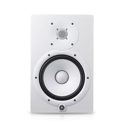 small resolution of hs8i white powered studio monitor