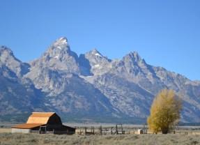 Grand Teton National Park: gave fotoreportage!