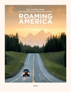 Roaming America: fotoboek over 59 National Parks in VS