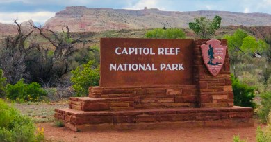 Capitol Reef National Park: 10 gave tips