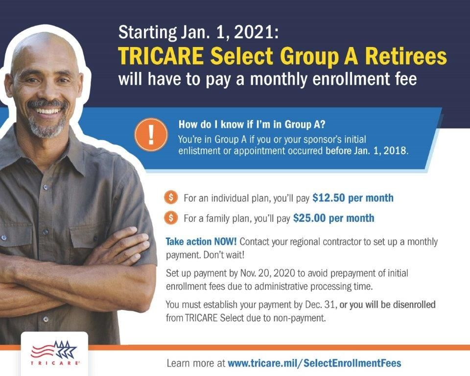 Open Season 2020: Act or Get the Boot From TRICARE - USAA ...