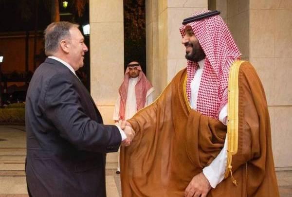 Photo of امريكا ترحب بانضمام السعودية والإمارات لتحالف أمن وحرية الملاحة في الخليج