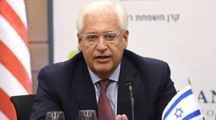 Photo of سفير أمريكا في اسرائيل يقول أن خطة السلام ستنشر نهاية العام