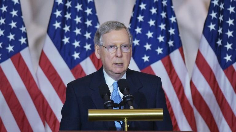 Photo of زعيم الجمهوريين: لا خيار لدي إن قرر المجلس مساءلة ترامب