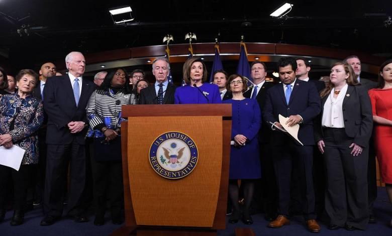 Photo of البيت الأبيض يتوصل لاتفاق مع الديمقراطيين على صفقة أمريكا الشمالية