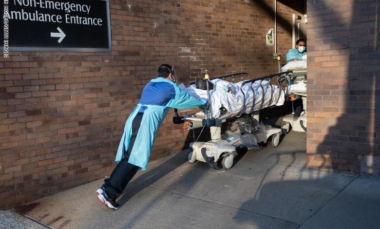 Photo of وفيات كورونا في أمريكا تتجاوز 25 ألفا والإصابات أكثر من 600 ألف