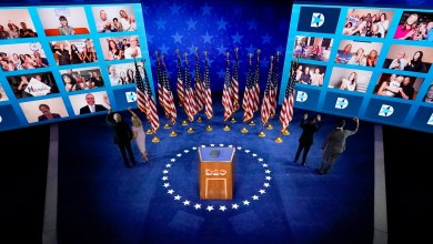 Photo of الجمهوري والديمقراطي .. قصة مؤتمرين ورؤيتين