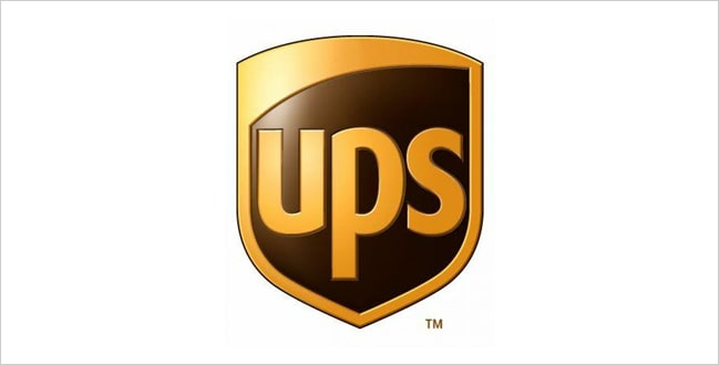 Color User Experience (UX) And Psychology - Brown UPS Logo