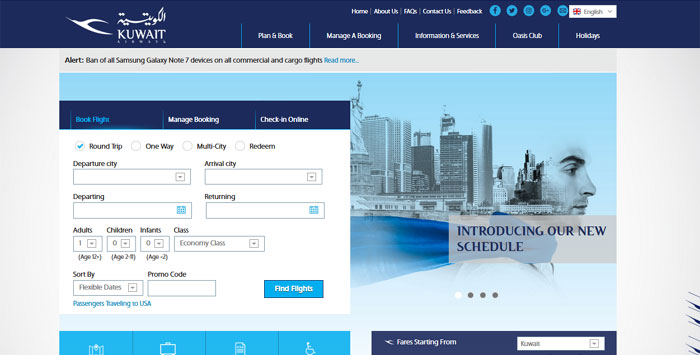 kuwaitairways - Sharepoint Design Ideas