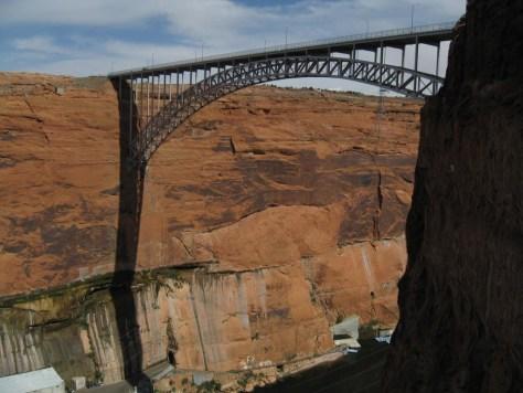 Die Brücke über den Colorado