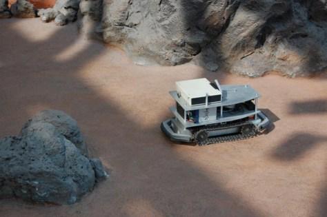 Marsrover in klein