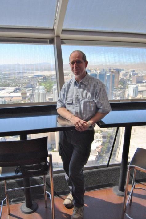 Ralf auf dem Turm