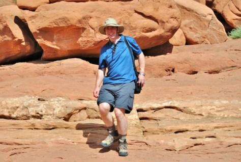 Ein Wandersmann