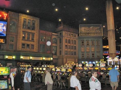 "Casino vom ""New York New York"""